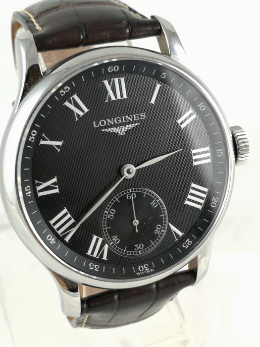 Longines - Master Collection - Avigation - L2.640.4 - 47mm - Hombre - 2011 - actualidad