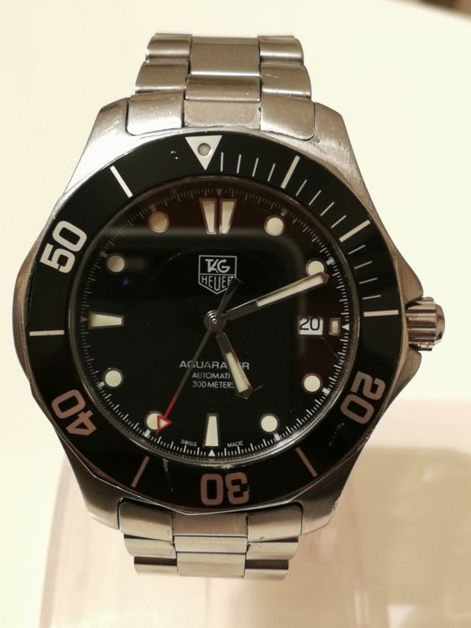 TAG Heuer - Aquaracer - WAB2010 - Men - 2000-2010
