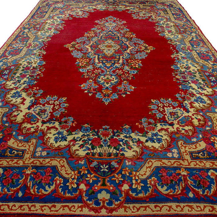 Kirman - Carpet - 386 cm - 255 cm