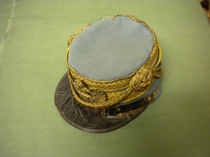 Austrian officer hat from the early 20th century / WW1