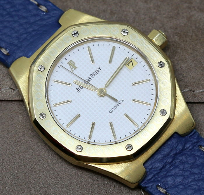 Audemars Piguet - Royal Oak Oro Giallo - 14800 - Uniszex - 2000-2010