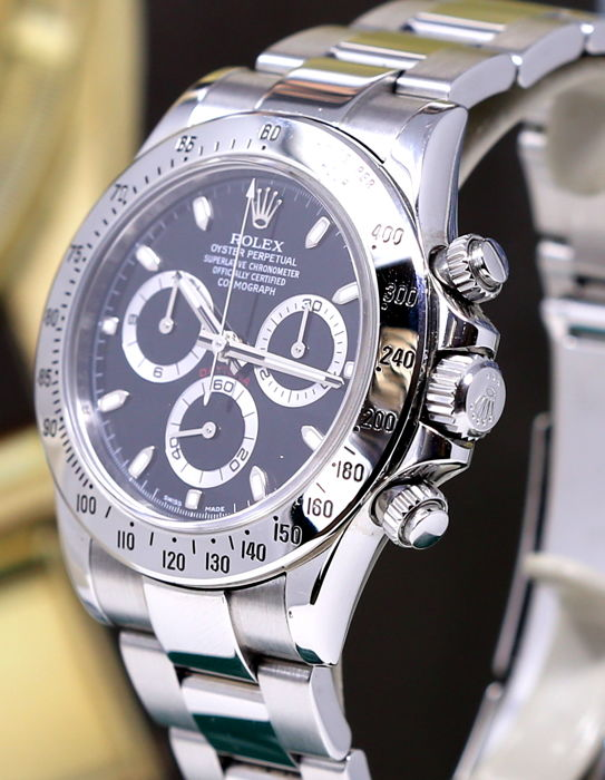 rolex daytona 116520 herren 2011 heute catawiki. Black Bedroom Furniture Sets. Home Design Ideas