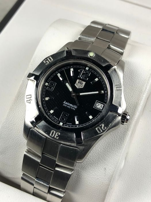 TAG Heuer - Professional Automatic  - WN2111 - Homem - 2000-2010