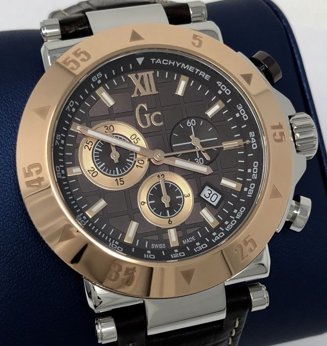 """Guess - Gc-1 Sport Chic """"NO RESERVE PRICE"""" - X90020G4S - Men - NEW"""