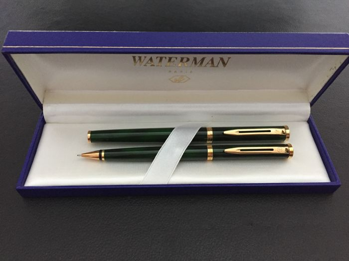 Waterman - Lot mixte - Ensemble de 2