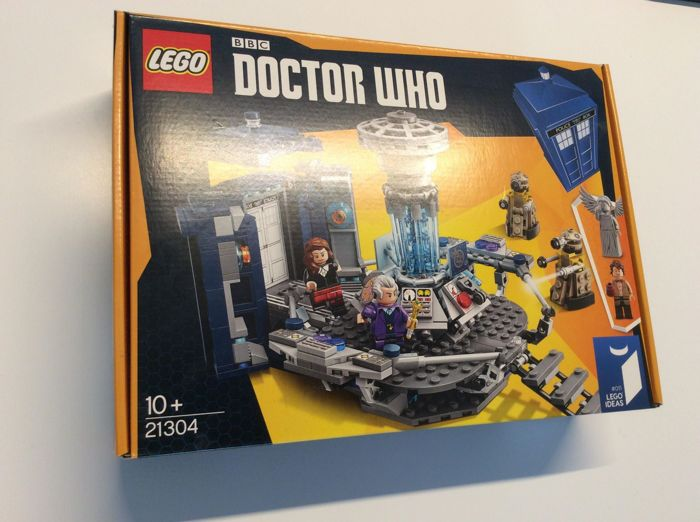 LEGO - Ideas - 21304 - Doctor Who - 2000-heden