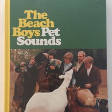 The BeachBoys - Pet Sounds, 50th anniversary -  Deluxe Boxset (4CD + 1 Blu-Ray)