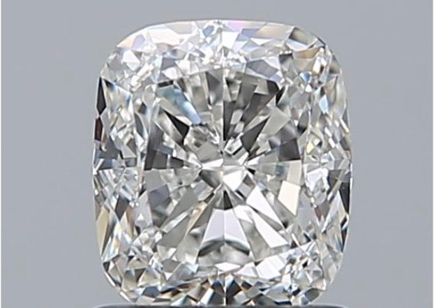 1.20 CT Cushion Cut IVS1 with Gia 10X