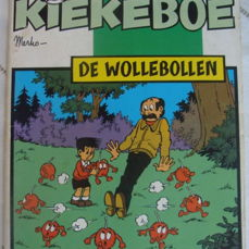 De Kiekeboes 1 - De Wollebollen - Stapled - First edition - (1978/1978)