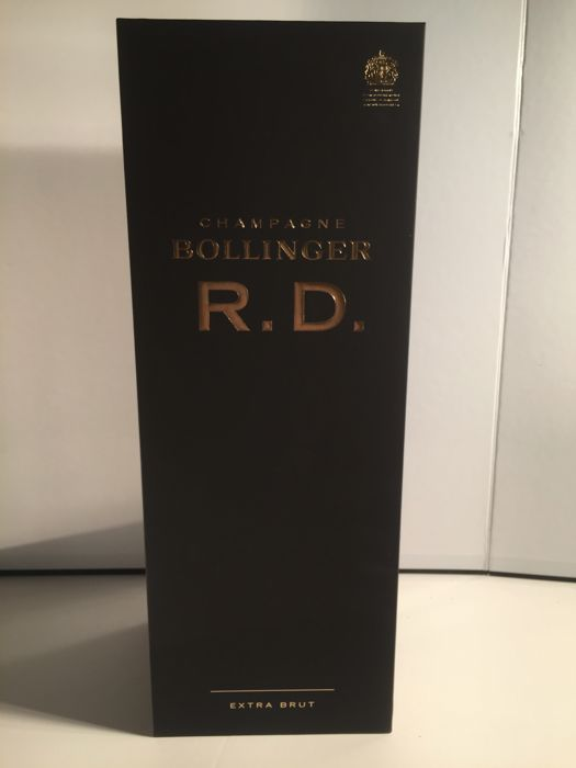 2004 Bollinger R.D. - Champagne Extra Brut - 1 Bouteille (0,75 l)