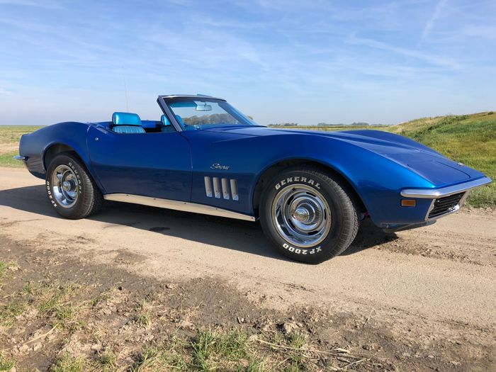 Chevrolet - Corvette Convertible C3 - 1969