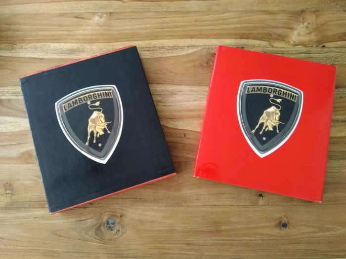Bücher - Lamborghini Catalogue Raisonné 1963-1984 - 1984 (1 Objekte)