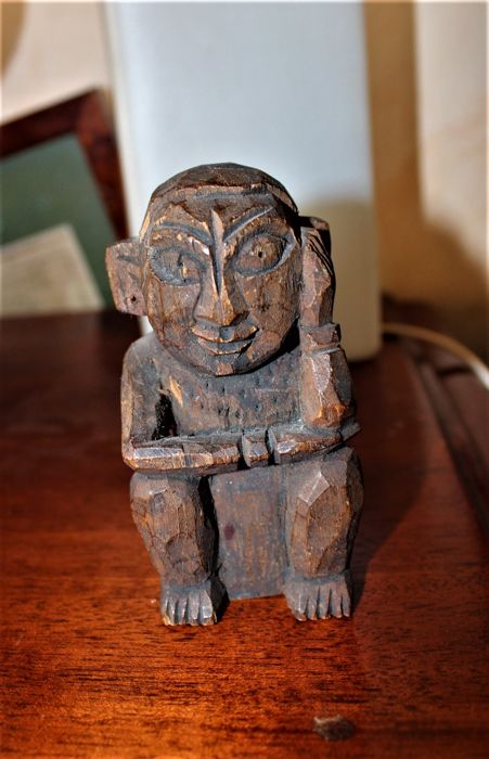 Figurine of an Ancestor - NAGA - Burma/India