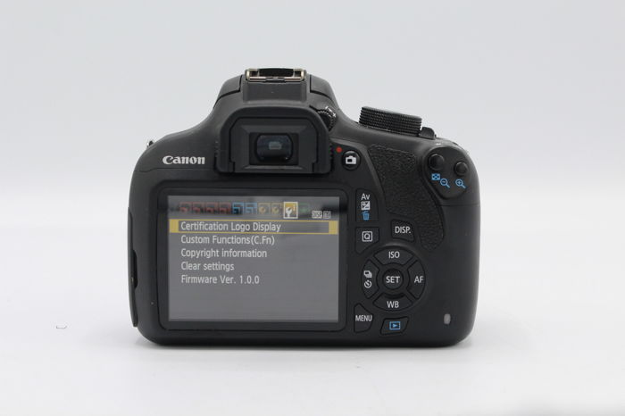 Canon EOS 1200D body - In good condition! (3125) - Catawiki