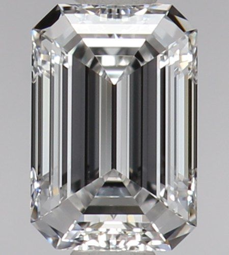 0.52ct Emerald Cut D VVS1 with IGI cert. - #3042