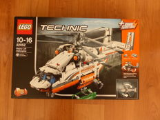 LEGO - Technic - 42052 - Helikopter Heavy lift helicopter - 2000-present - the Netherlands