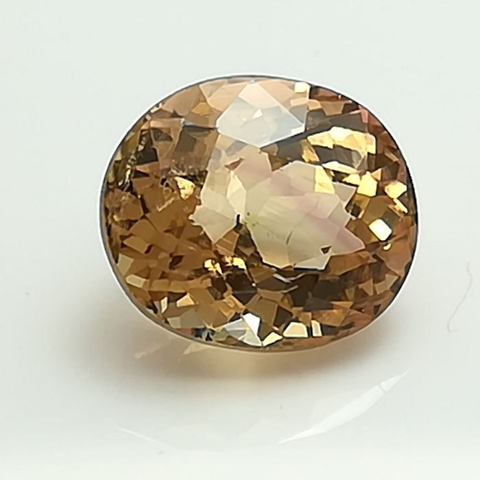 Peach Tourmaline - 1.67 ct