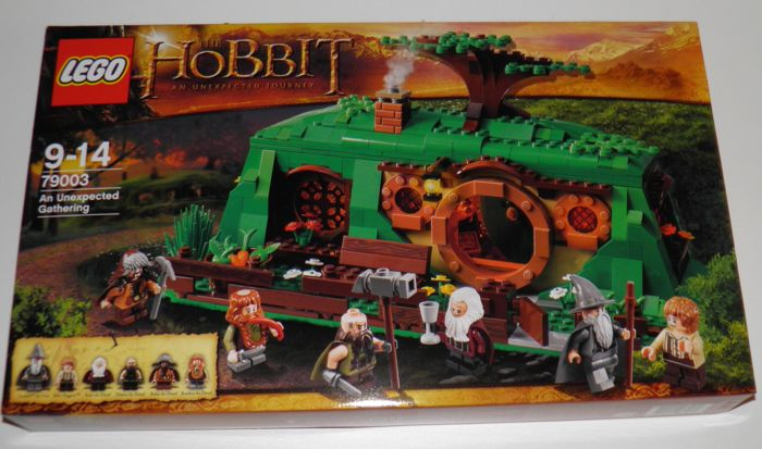 SEALED LEGO 79003 The Hobbit An Unexpected Gathering