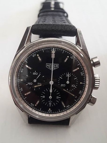 Heuer - Carrera Re-Edition 1964 - Ref  CS3110 - Men - 1996 - Catawiki