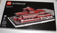 LEGO - Architecture - 21010 - Robie House