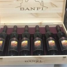 2013 Castello Banfi Brunello di Montalcino Docg - 6 bottles (6 x 75 cl) with OWC - 95 points James Suckling