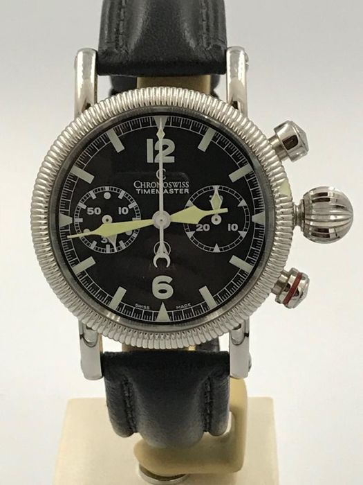 Chronoswiss - Time Master Flyback Chronograph  - CH 7633 - Hombre - 2011 - actualidad