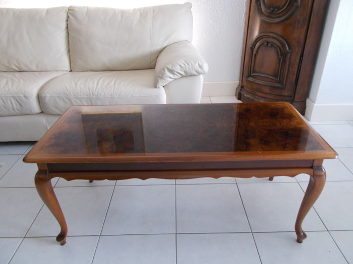 Genial Coffee Table Queen Anne Style