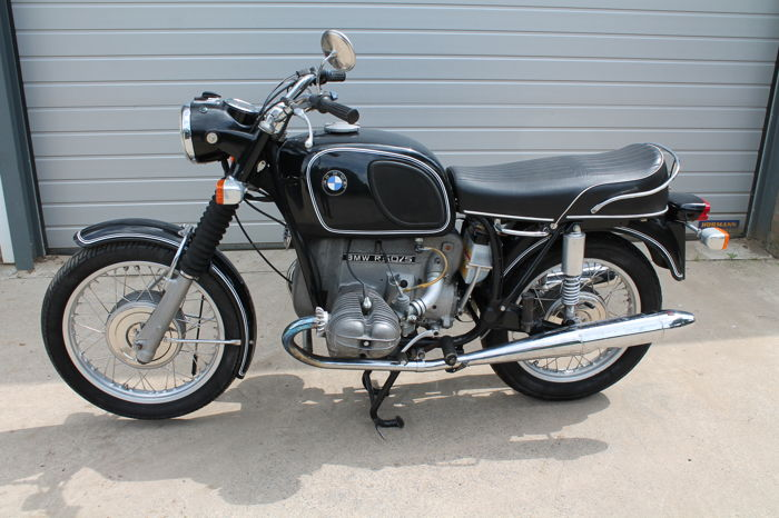 bmw r50 5 500 cc 1973 catawiki. Black Bedroom Furniture Sets. Home Design Ideas