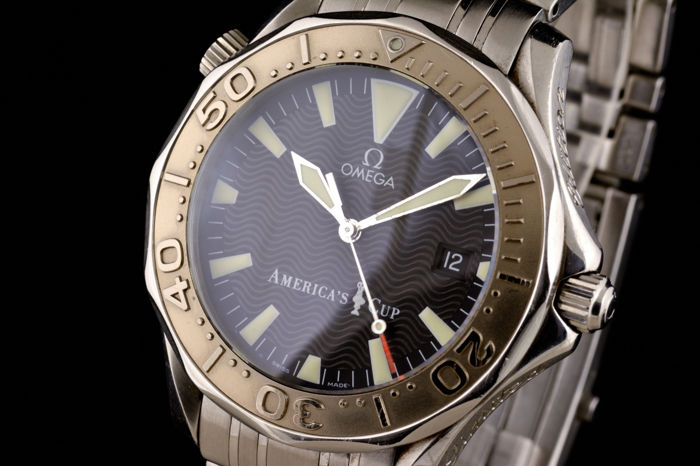 Omega - Seamaster America's Cup Automatic Limited - Men - 2000-2010