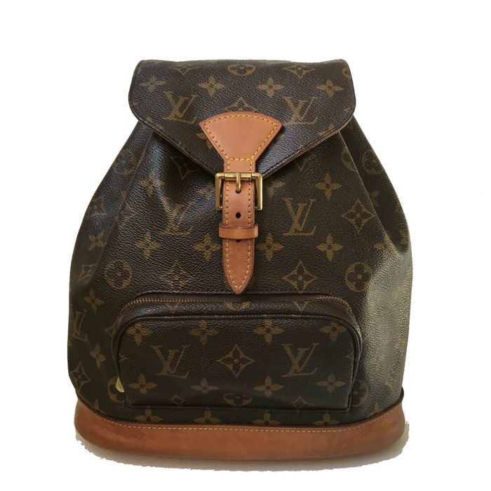 Louis Vuitton - Montsouris MM Backpack - Vintage - Catawiki f059c4b7757