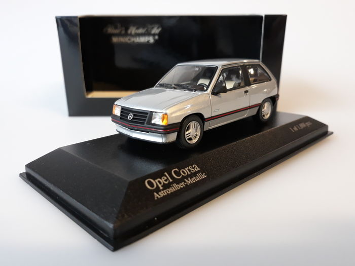 MiniChamps - 1:43 - Opel Corsa 1984 - Limited Edition of 1.008 pcs.