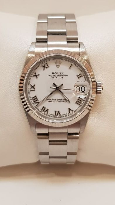 Rolex - Oyster Perpetual Datejust - 68274 - Femme - 1990-1999