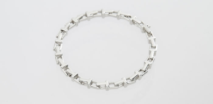 Tiffany & Co Bracelet  Zilver - Armband