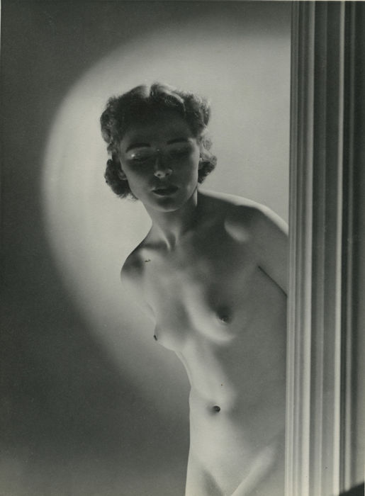 John Everard (1920-1960) - Untitled nude, c.1940's