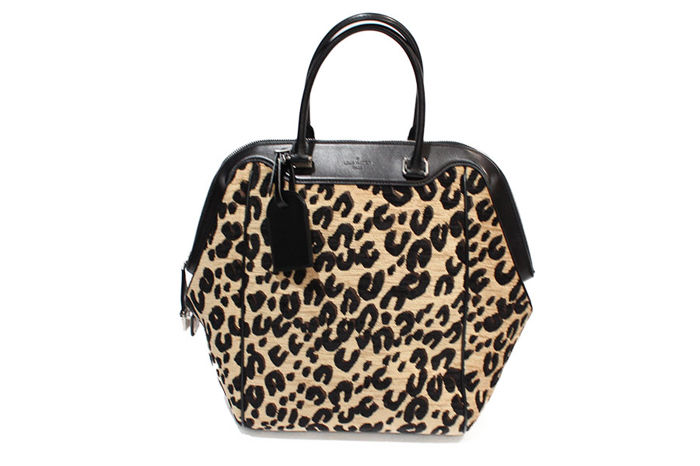 Louis Vuitton Sac à main Stephen Sprouse Leopard Oversized