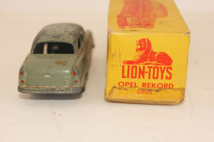 Lion Toys 1 42 Lion Car Opel Olympia Record In Original