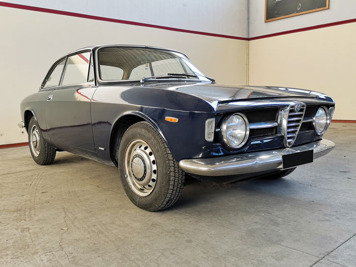 Alfa Romeo - GT JUNIOR 1.3 (Scalino) - 1970
