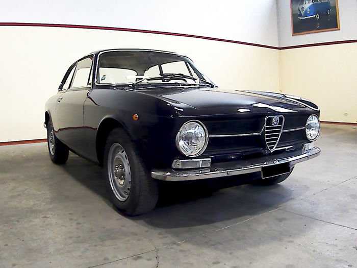 Alfa Romeo - GT Junior 1.3 - 1974