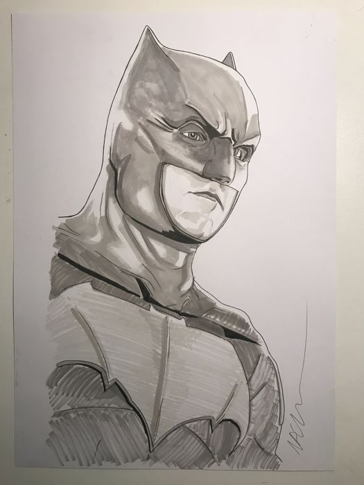Batman Justice League Original Artwork By Nick Gribbon Catawiki As the flash struggles to get back to the present, the rest of the team regroups for a rematch against the overwhelming forces of the church of rao. justice league original artwork by nick