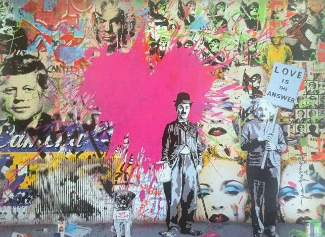 Mr Brainwash - Love Is The Answer