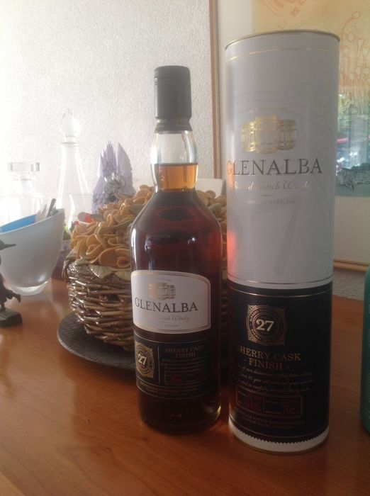Glenalba 27 years old - 0.7 Ltr