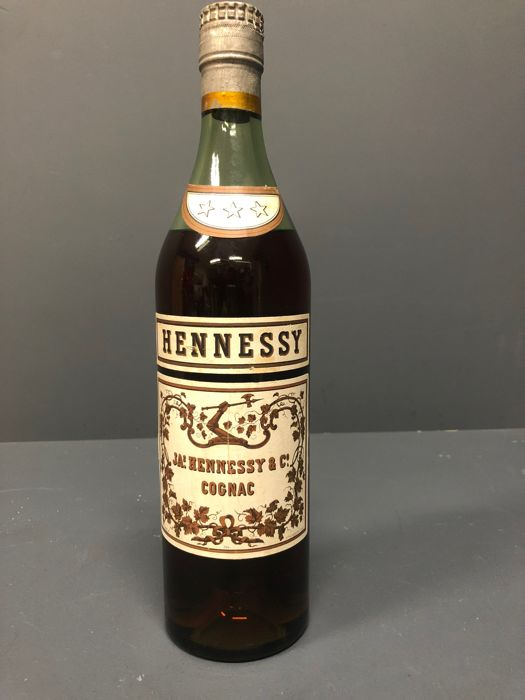 JA.s Hennessy Cognac - Bottled late 1940s to early 1950s