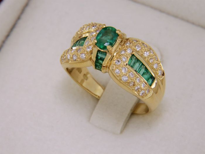 bague or joaillerie