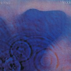 PINK FLOYD - LP: Meddle (Harvest SMAS 832) made in USA 1971 gatefold LP (first pressing)