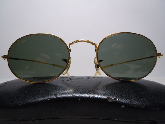 42d42bf44da49b RAY-BAN Classic Collection 1 Arista By B L U.S.A. - W0976 With Case Lunettes  de