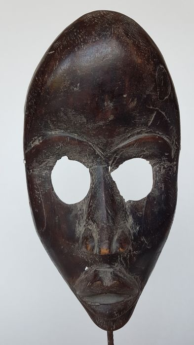 Mask - Wood - Dan - West Africa