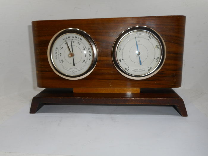 Art-Deco - Naudet Weather station