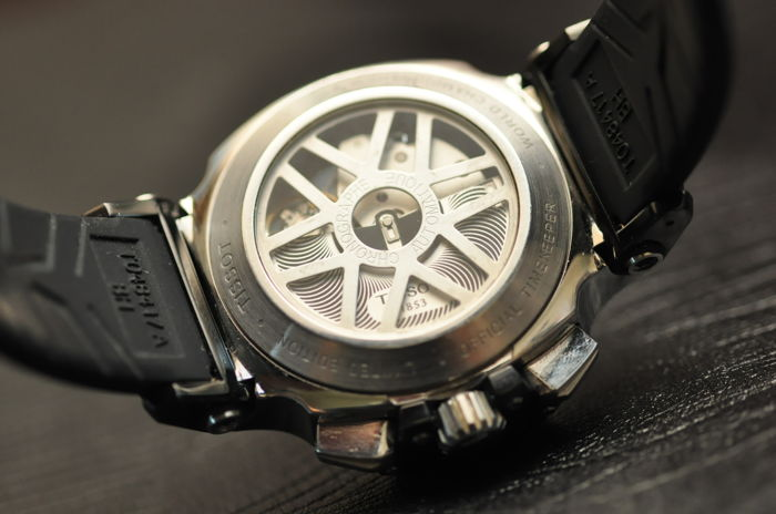 Tissot - T-Race Chronograpg Automatic Limited. - Heren - 2011-heden