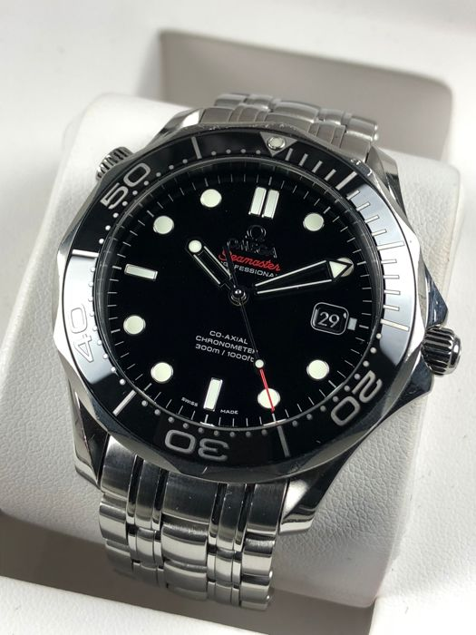 Omega - Seamaster Diver 300M  Co-Axial Automatic  - 212.30.41.20.01.003 - Heren - 2011-heden