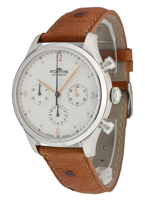 Fortis - Terrestis Tycoon Chronograph a.m. - 904.21.12 LO.38 - Heren - 2011-heden